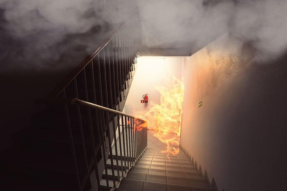 Jak działają systemy wykrywania pożaru?